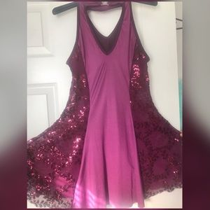 Adult S/M Lyrical Dance Costume. Great Condition
